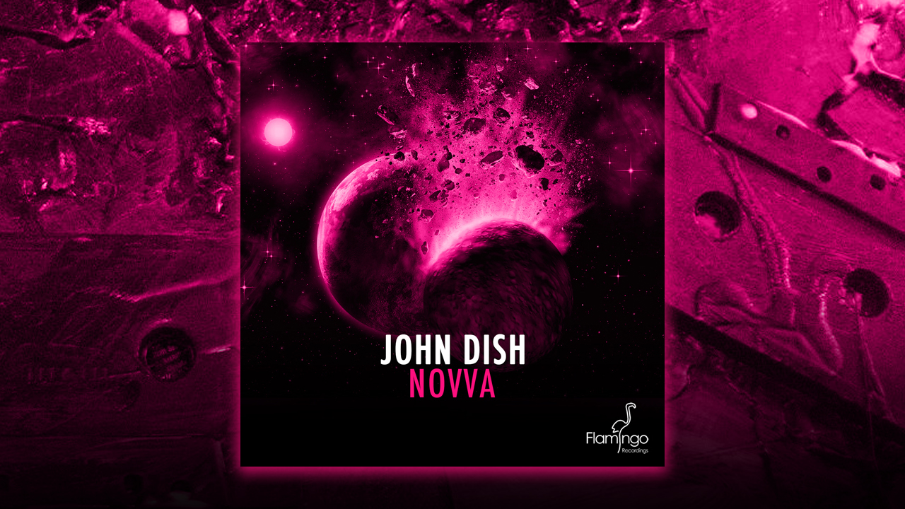John Dish – NOVVA out now