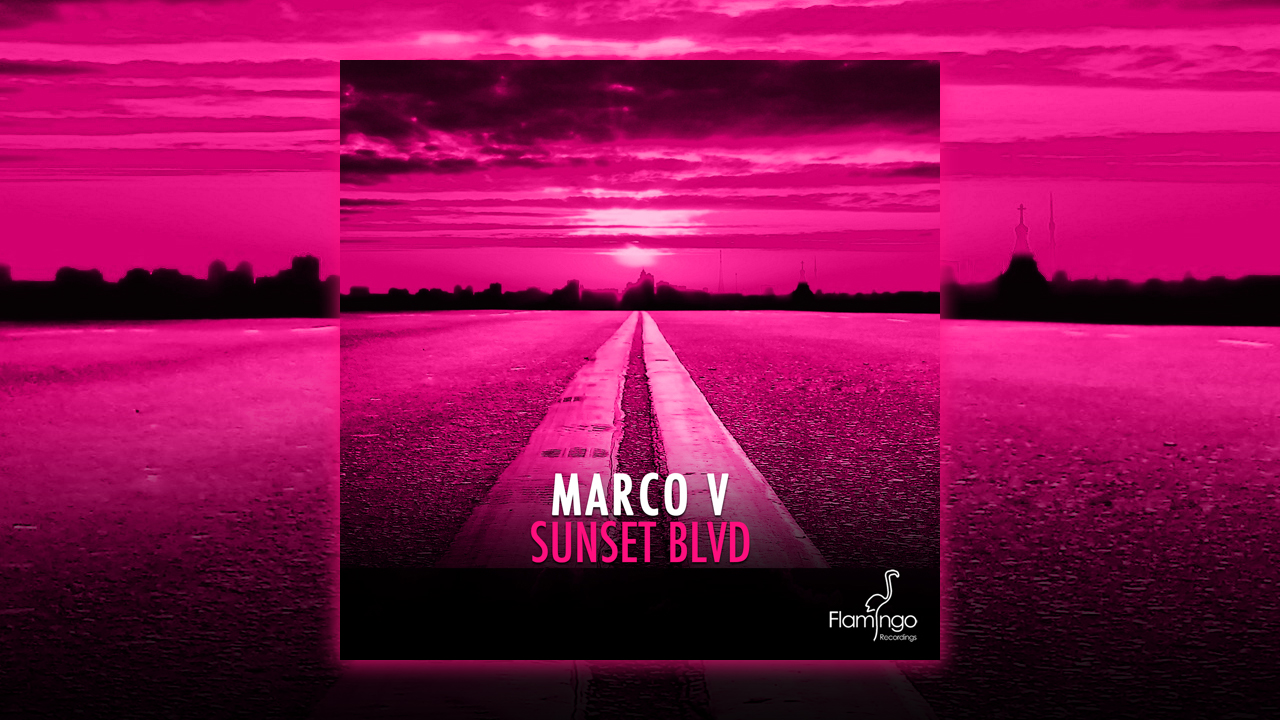 Marco V – Sunset BLVD is out now