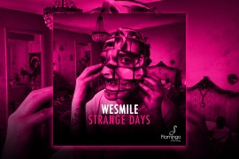 FLAM122_WeSmile - Strange Days Websitepost 1280x720 72dpi