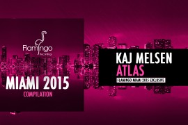 Kaj Melsen - Atlas (Flamingo Miami 2015 exclusive)